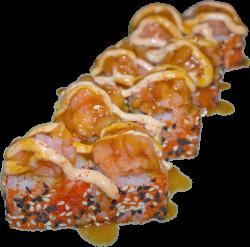 Бешенный лосось