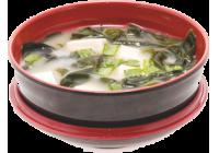 Мисо суп c лососем